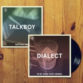 In My Zone / Wasting Time - Dialect