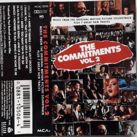 The Commitments Vol. 2 (Music From The Original Motion Picture Soundtrack) - The Commitments