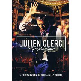 Symphonique - A L'Opéra National De Paris - Palais Garnier - Julien Clerc