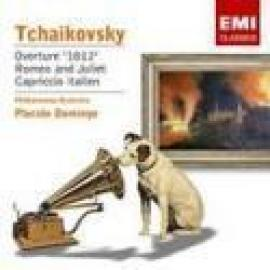 OVERTURE 1812/ROMEO & JUL - P.I. TCHAIKOVSKY