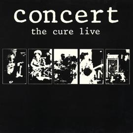 Concert - The Cure Live - The Cure