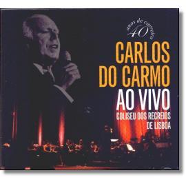 Ao Vivo: Coliseu Dos Recreios De Lisboa - Carlos Do Carmo
