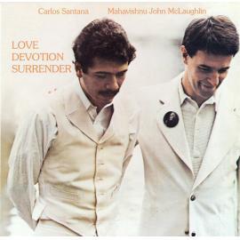 Love Devotion Surrender - Carlos Santana