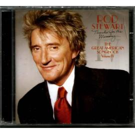 Thanks For The Memory... The Great American Songbook Volume IV - Rod Stewart