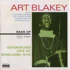 Quicksilver Live At Birdland, NYC - Art Blakey