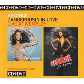 2 Disc Special Edition: Dangerously In Love / Live At Wembley - Beyoncé