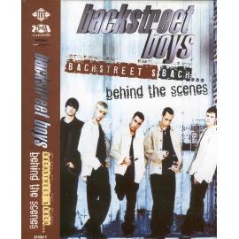 BACKSTREET BOYS-BACKSTREET´S BACK-VHS -