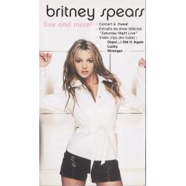 Live And More! - Britney Spears