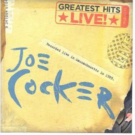Joe Cocker Greatest Hits Live - Joe Cocker