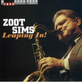 LEAPING IN - ZOOT SIMS
