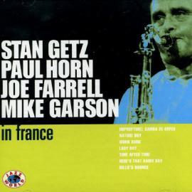 IN FRANCE - Stan Getz