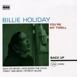 YOU´RE MY THRILL - Billie Holiday