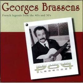 POP LEGENDS - GEORGES BRASSENS