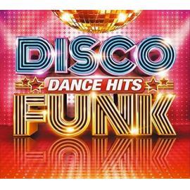 DISCO FUNK DANCE HITS-V/A -