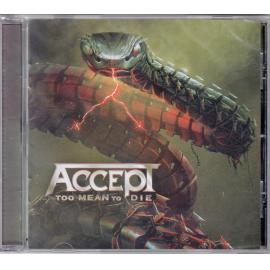 Too Mean To Die - Accept