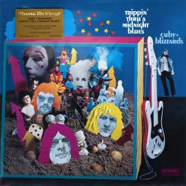 Trippin' Thru' A Midnight Blues - Cuby + Blizzards