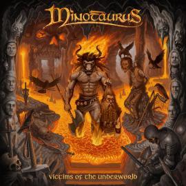 Victims Of The Underworld - Minotaurus