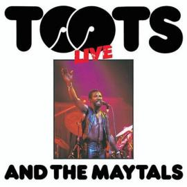 Live - Toots & The Maytals