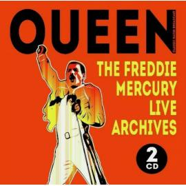 The Freddie Mercury Live Archives - Queen