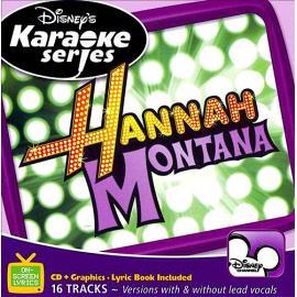 Disney Karaoke Series: Hannah Montana - Various