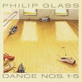 Dance Nos. 1-5 - Philip Glass