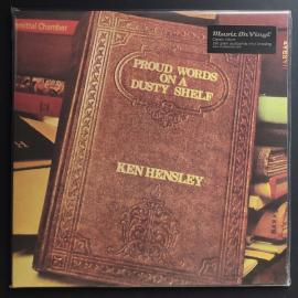 Proud Words On A Dusty Shelf - Ken Hensley