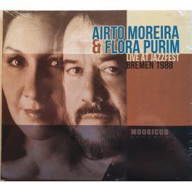 Live At Jazzfest Bremen 1988 - Airto Moreira