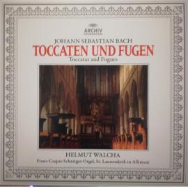 Toccaten Und Fugen - Johann Sebastian Bach