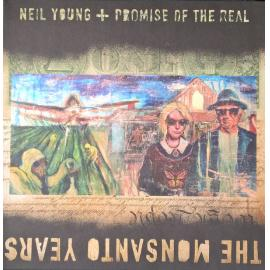 The Monsanto Years - Neil Young