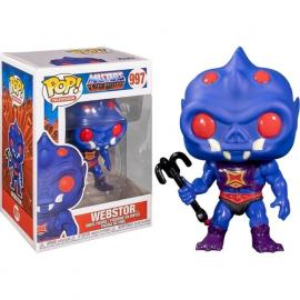 WEBSTOR #997-FUNKO POP! TELEVISION MASTERS OF THE UNIVERSE -