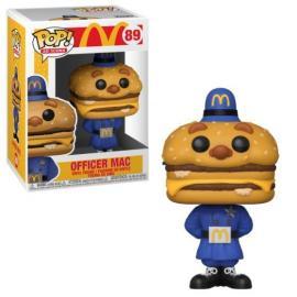 OFFICER MAC #89-FUNKO POP! AD ICONS MCDONALDS -