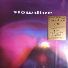 5 EP - Slowdive