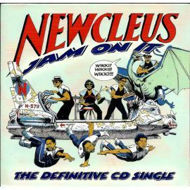 Jam On It - The Definitive CD Single - Newcleus