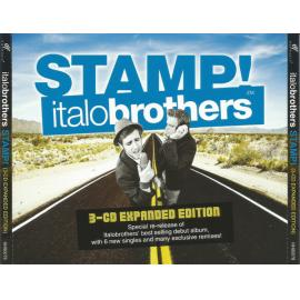 Stamp! - 3-CD Expanded Edition - ItaloBrothers