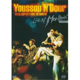 Live At Montreux 1989 - Youssou N'Dour
