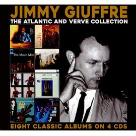 The Atlantic and Verve Collection - Jimmy Giuffre