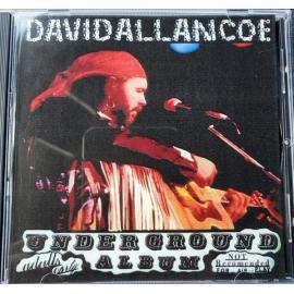 Underground Album - David Allan Coe