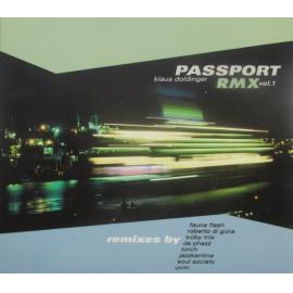 Passport Rmx Vol. 1 - Klaus Doldinger