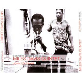 Complete Studio Recordings - The Master Takes - The Miles Davis Quintet
