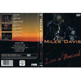 Live In Montreal - Miles Davis