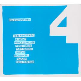 45:33 Remixes - LCD Soundsystem