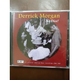 No Dice! - All Original Jamaican Mono Recordings (1966-1967) - Derrick Morgan