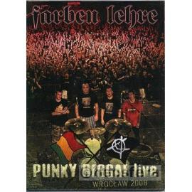 Punky Reggae Live Wrocław 2008 - Farben Lehre