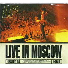 Live In Moscow - L.P.