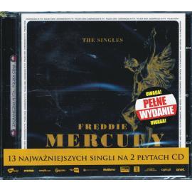Messenger Of The Gods (The Singles) - Freddie Mercury