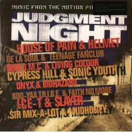 Judgment Night (Music From The Motion Picture) - Various Production
