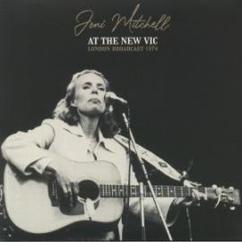 At The New Vic - London Broadcast 1974 - Joni Mitchell