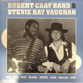 Old Jam, New Blood: Redux Club Dallas 1987 - The Robert Cray Band