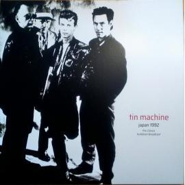 Japan 1992 (The Classic Budokan Broadcast) - Tin Machine