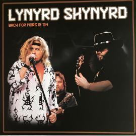 Back For More In '94 - Lynyrd Skynyrd